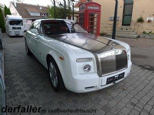 2009 Rolls Royce Phantom Coupe in Jahreswagenzustand