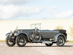 1922 ROLLS-ROYCE SILVER GHOST 40/50HP OPEN TOURER