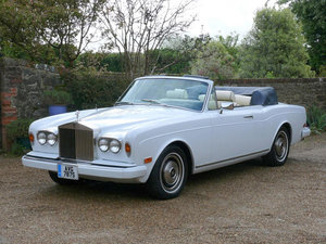 Picture of 1978 Rolls-Royce Corniche Convertible LHD  For Sale