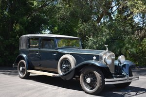 #23328 1931 Rolls-Royce Phantom II Huntington