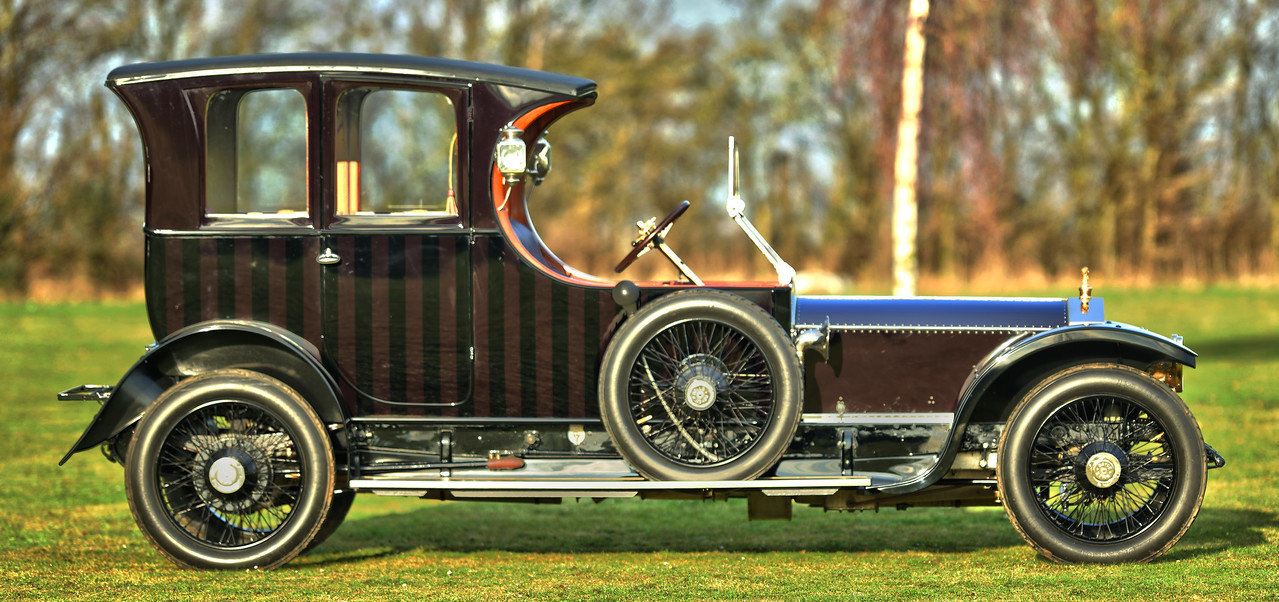 1911 Rolls Royce Silver Ghost open drive Limousine For Sale (picture 2 of 6)