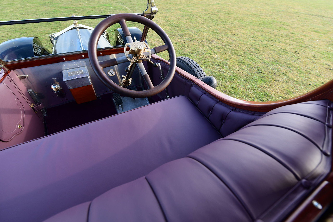 1911 Rolls Royce Silver Ghost open drive Limousine For Sale (picture 5 of 6)