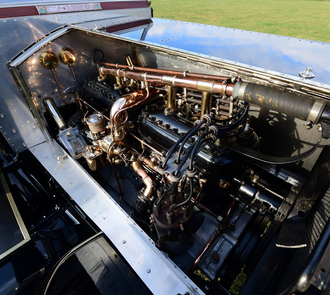 1911 Rolls Royce Silver Ghost open drive Limousine For Sale (picture 6 of 6)