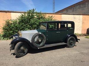 1922 ROLLS-ROYCE 20hp Berline Mulliner