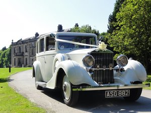 1935 ATW Wedding Cars