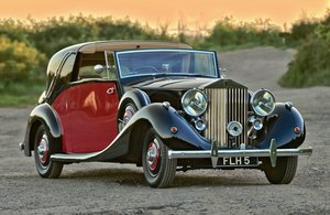 Picture of 1938 Rolls Royce Wraith Gurney Nutting Sedanca Coupe For Sale
