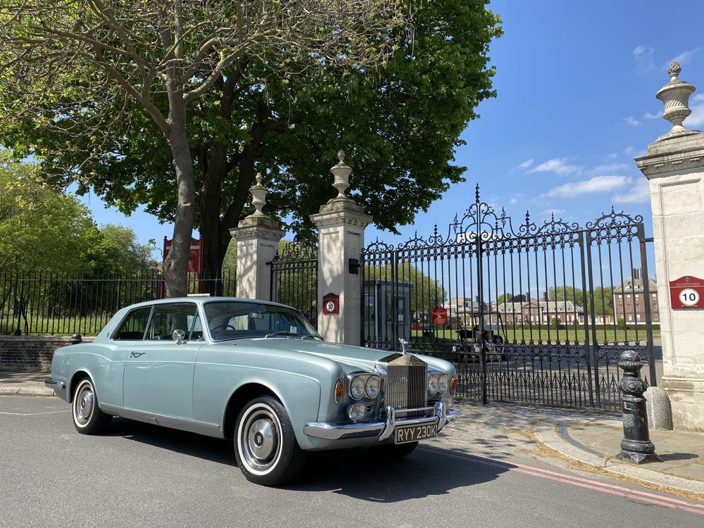 1972 Rolls-Royce Corniche FHC - impeccable condition For Sale (picture 1 of 24)
