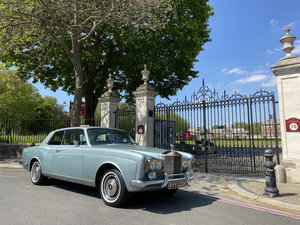 1972 Rolls-Royce Corniche FHC - impeccable condition For Sale