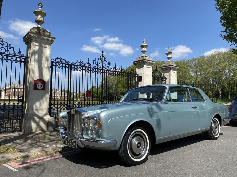 1972 Rolls-Royce Corniche FHC - impeccable condition For Sale (picture 2 of 24)