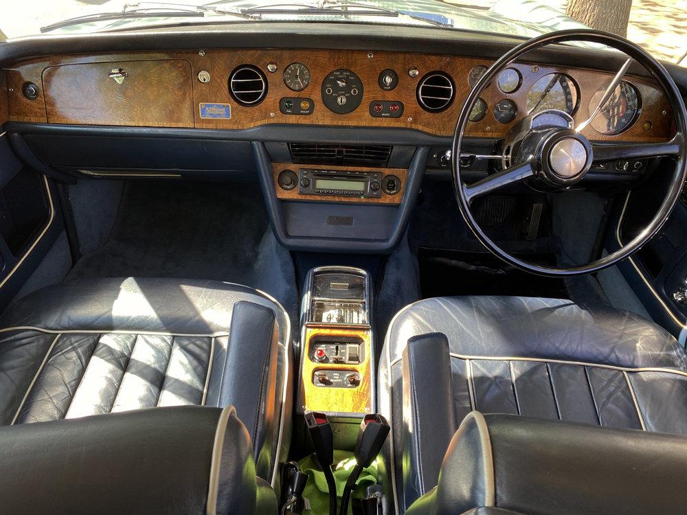 1972 Rolls-Royce Corniche FHC - impeccable condition For Sale (picture 3 of 24)