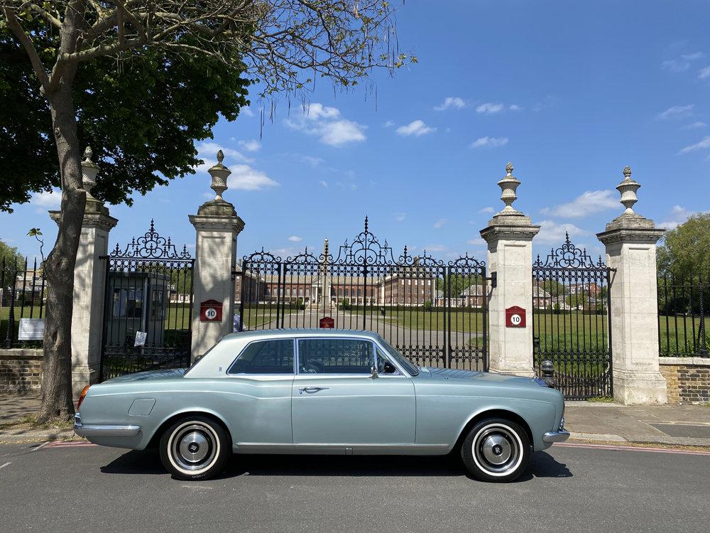 1972 Rolls-Royce Corniche FHC - impeccable condition For Sale (picture 4 of 24)