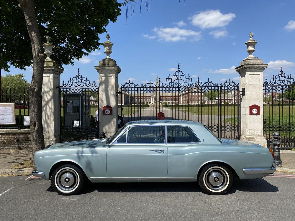 1972 Rolls-Royce Corniche FHC - impeccable condition For Sale (picture 5 of 24)