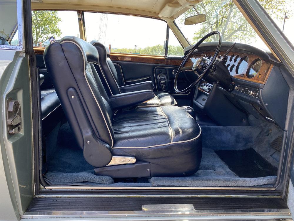 1972 Rolls-Royce Corniche FHC - impeccable condition For Sale (picture 6 of 24)