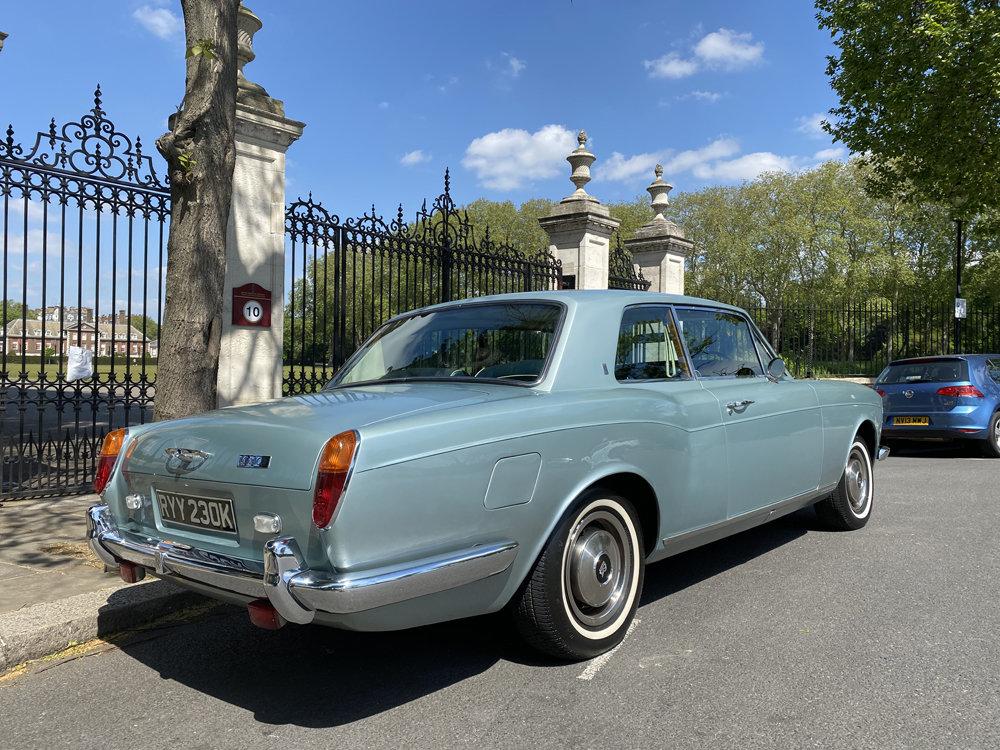 1972 Rolls-Royce Corniche FHC - impeccable condition For Sale (picture 8 of 24)