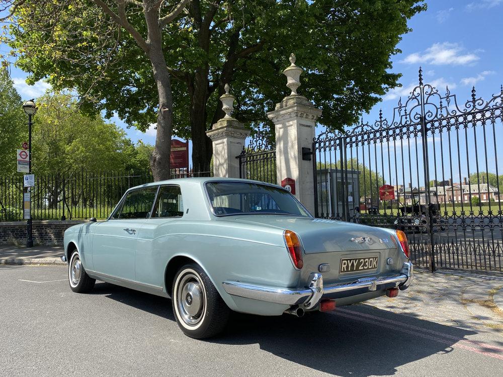 1972 Rolls-Royce Corniche FHC - impeccable condition For Sale (picture 9 of 24)