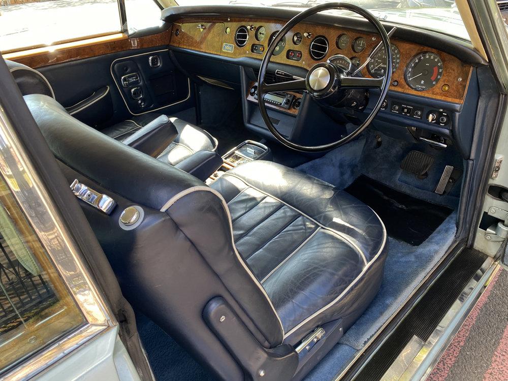 1972 Rolls-Royce Corniche FHC - impeccable condition For Sale (picture 10 of 24)