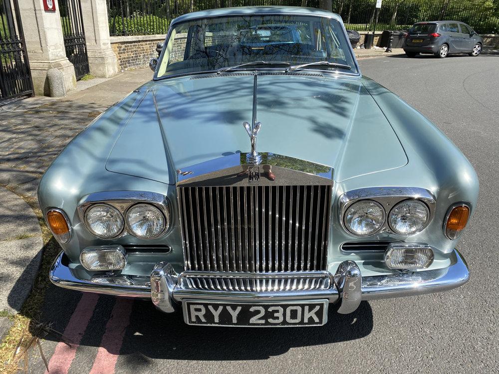 1972 Rolls-Royce Corniche FHC - impeccable condition For Sale (picture 12 of 24)