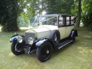 1926 Rolls Royce Hooper