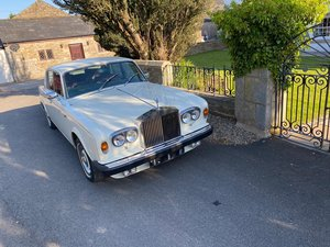 1979 ROLLS ROYCE SILVER SHADOW 2 - LOW MILES - 1 OWNER