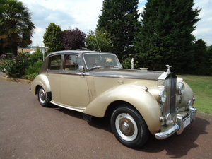 Picture of 1955 Rolls Royce Silver dawn For Sale