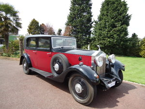 Picture of 1934 Rolls Royce 20/25  By Park Ward For Sale