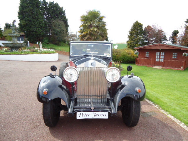 1934 Rolls Royce 20/25  By Park Ward For Sale (picture 2 of 6)