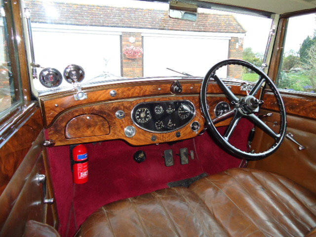 1934 Rolls Royce 20/25  By Park Ward For Sale (picture 3 of 6)