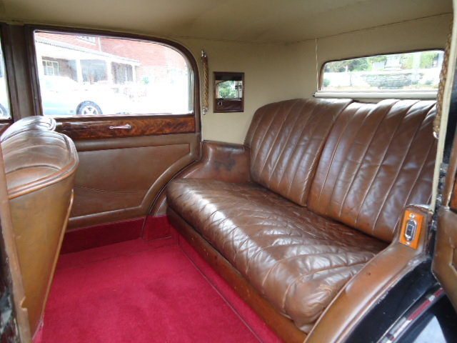 1934 Rolls Royce 20/25  By Park Ward For Sale (picture 4 of 6)