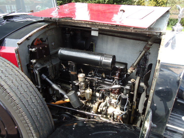 1934 Rolls Royce 20/25  By Park Ward For Sale (picture 5 of 6)