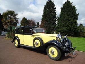 Picture of 1934 Rolls Royce Phantom 11 Sedanca de ville For Sale
