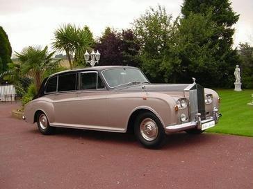1972 Rolls Royce Phantom V1  State Laundelette For Sale (picture 1 of 6)