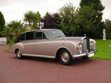 Picture of 1972 Rolls Royce Phantom V1  State Laundelette For Sale