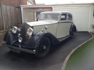 Rolls Royce 25/30 Limo