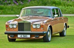 1980 Rolls Royce Silver Wraith (LWB Silver Shadow)