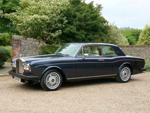 1979 Rolls-Royce Corniche 5000 Series FHC For Sale