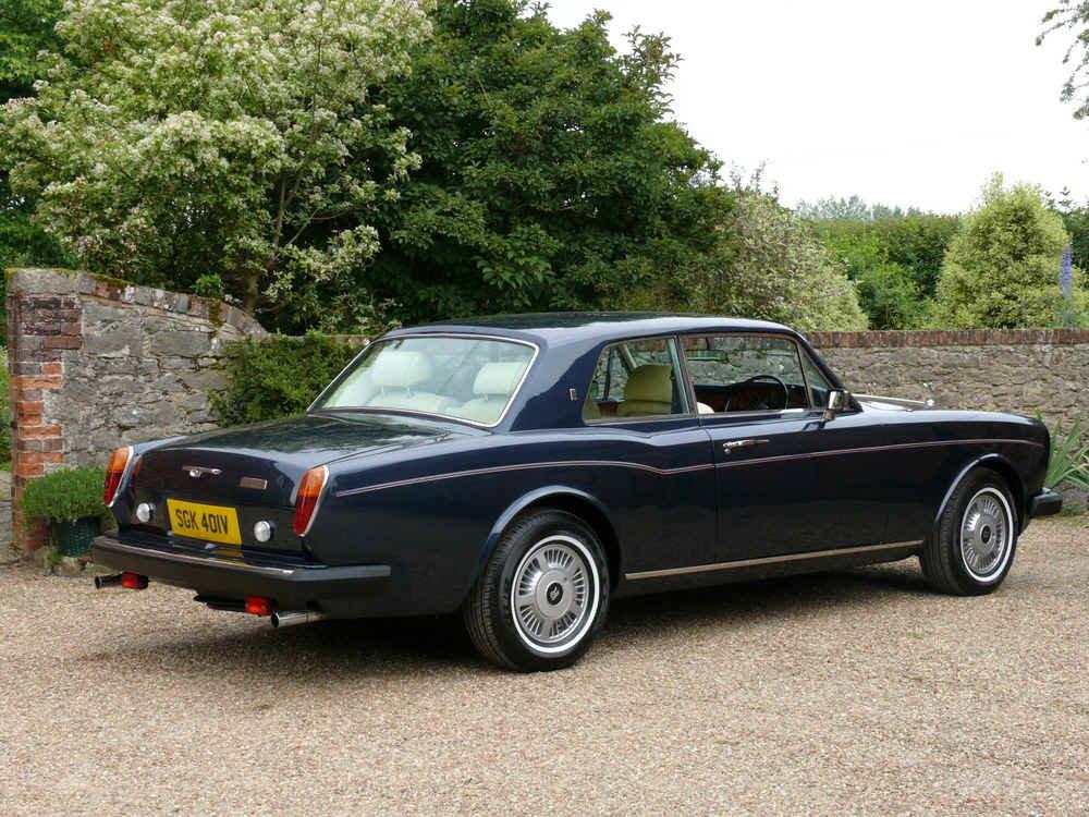 1979 Rolls-Royce Corniche 5000 Series FHC For Sale (picture 2 of 6)
