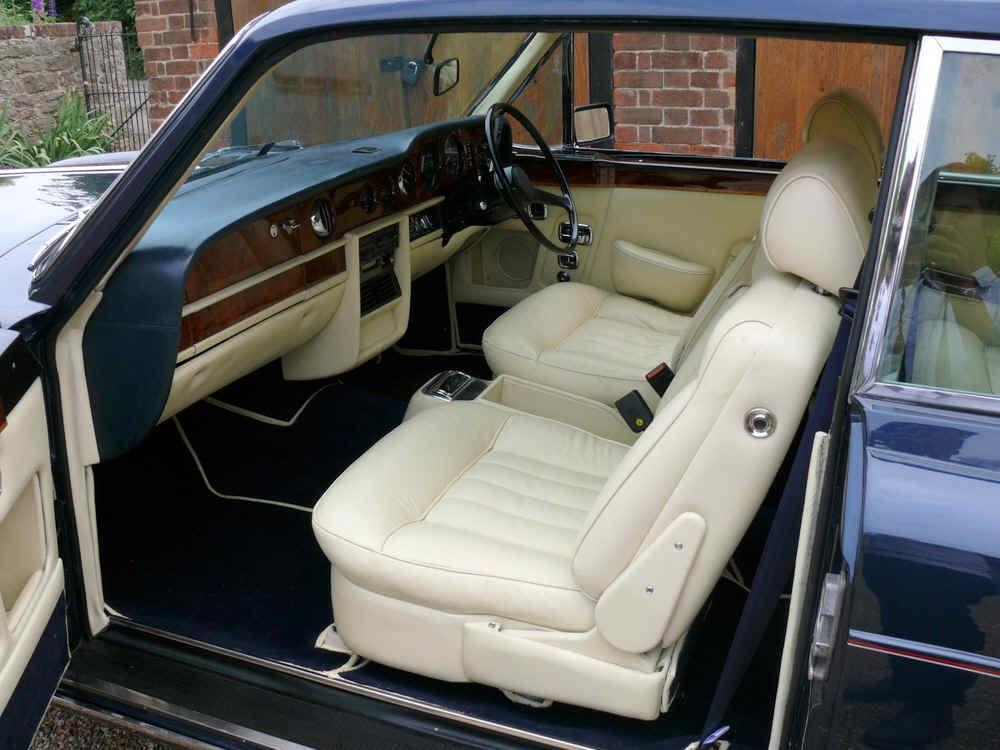 1979 Rolls-Royce Corniche 5000 Series FHC For Sale (picture 5 of 6)