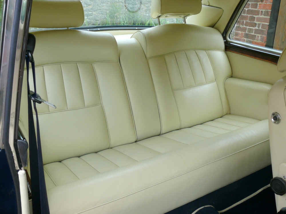 1979 Rolls-Royce Corniche 5000 Series FHC For Sale (picture 6 of 6)