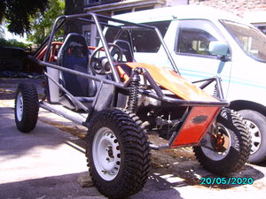 2005 Blitz Joyrider Sport off-road buggy rolling chassi