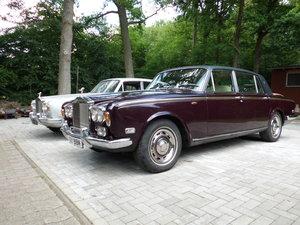 1973 Rolls Royce Silver Shadow Rare LWB RHD