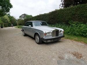 1977 Rolls-Royce Silver Shadow II RHD