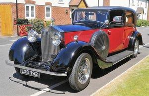 1935 Rolls royce 20/25  For Sale
