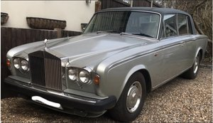 1979 Silver shadow 2 rolls Royce