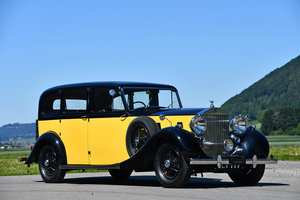 1939 one of only 491 Rolls-Royce Wraith built For Sale