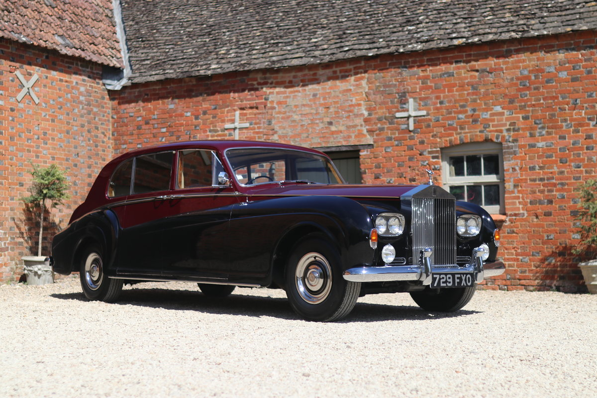 1963 Rolls Royce Phantom 5  For Sale (picture 1 of 5)