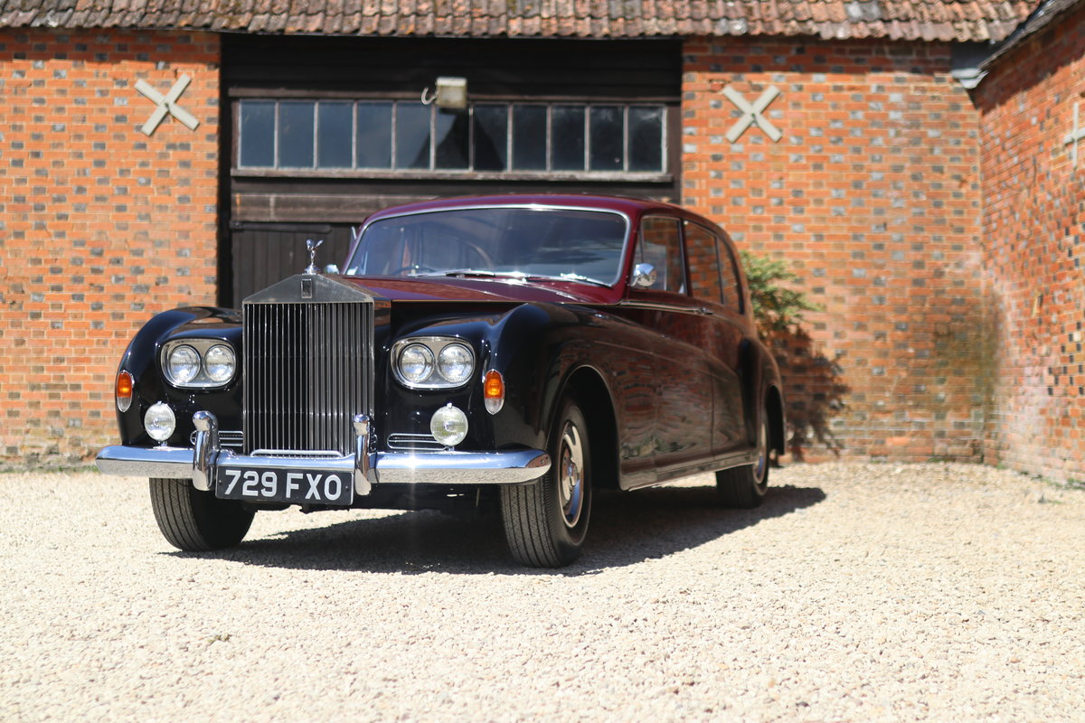 1963 Rolls Royce Phantom 5  For Sale (picture 5 of 5)