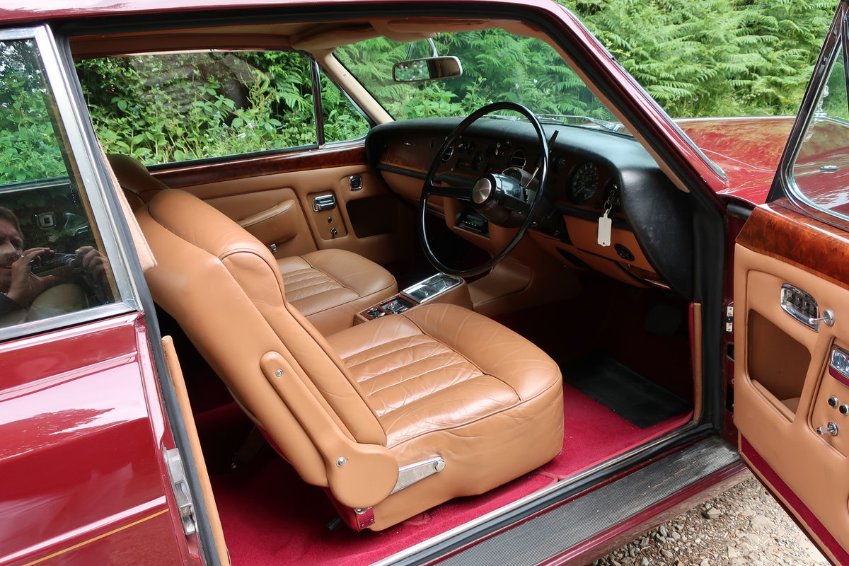 1970 Rolls-Royce Mulliner Park Ward Coupe RHD For Sale (picture 3 of 6)