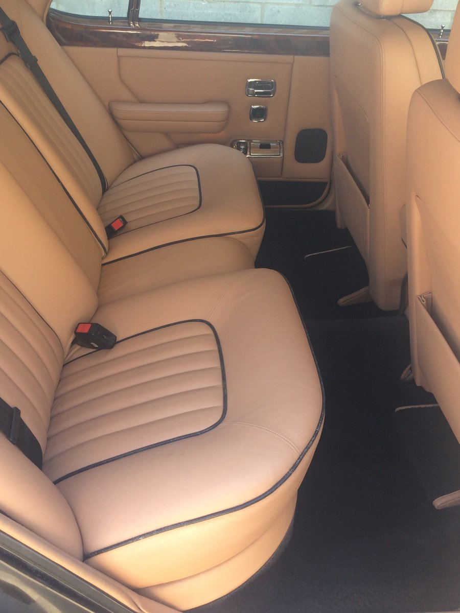 1985 Rolls Royce silver spirit For Sale (picture 4 of 6)