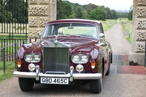 Rolls Royce Silver Cloud III by James Young
