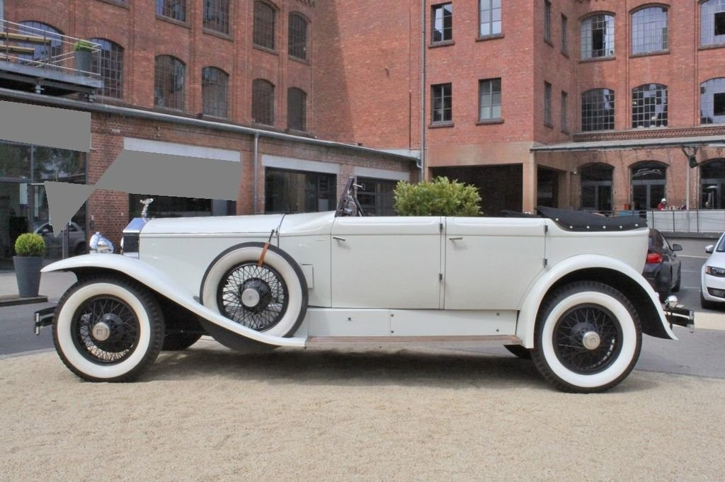 1929 Rolls-Royce Phantom I (Springfield) - US manufactored For Sale (picture 2 of 6)
